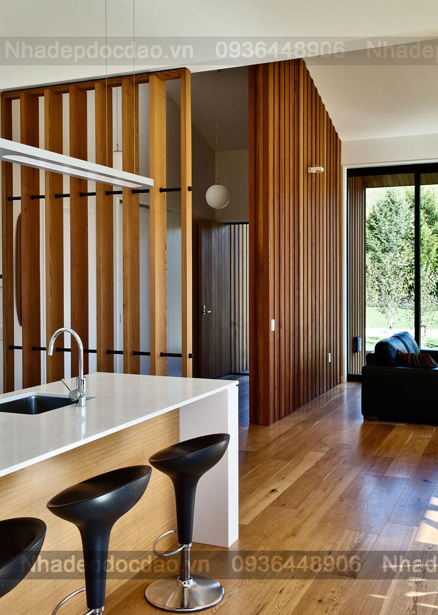 Ngôi nhà ở vùng nông thôn Otago