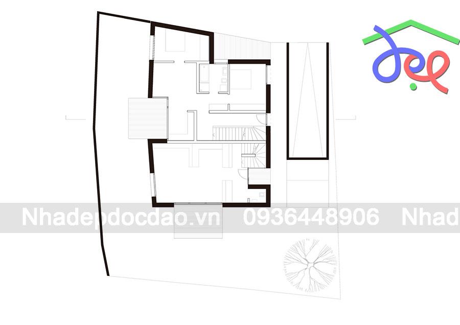 Thiết kế chung cư mini thân thiện với môi trường