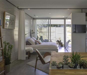 Thiết kế chung cư mini hiện đại ở Phoenix, Mỹ