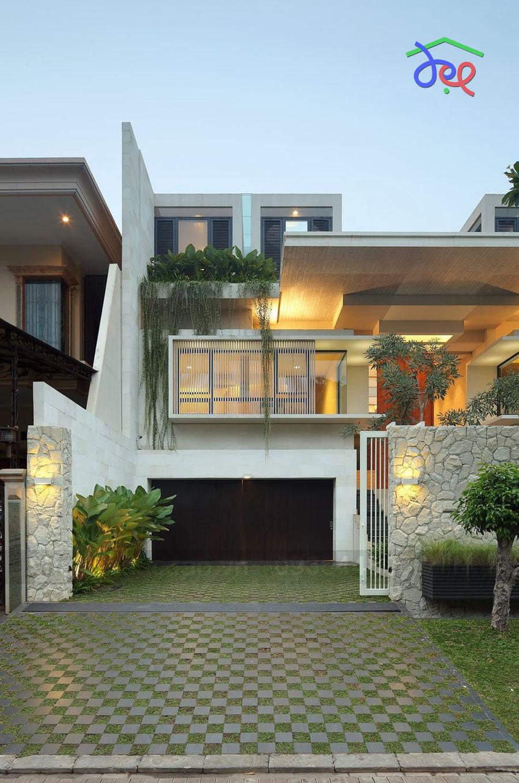 Thiết kế biệt thự phố 3 tầng diện tích 700m2