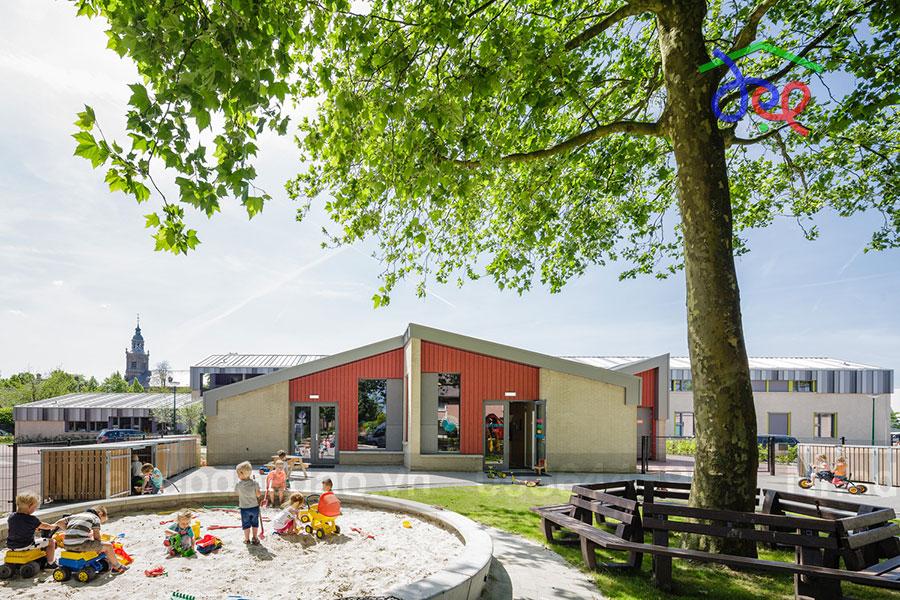 Thiết kế Trường Mầm non Aarle-Rixtel