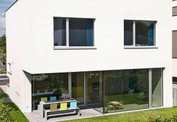 Ngôi nhà có cấu trúc hình lập phương