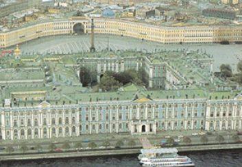 Cung điện Mùa Đông ở Nga