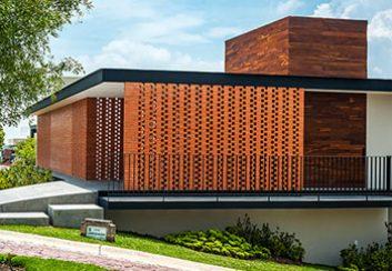 Thiết kế nhà phố có cấu tạo đặc biệt ở Jalisco, Mexico