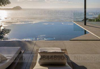 Thiết kế nhà nghỉ cuối tuần sang trọng tại Brazil