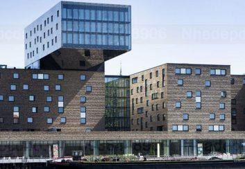 Khách sạn âm nhạc độc đáo tại Berlin