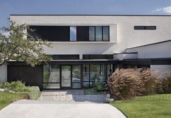 Thiết kế biệt thự Lakeway 2 tầng hiện đại ở Mỹ
