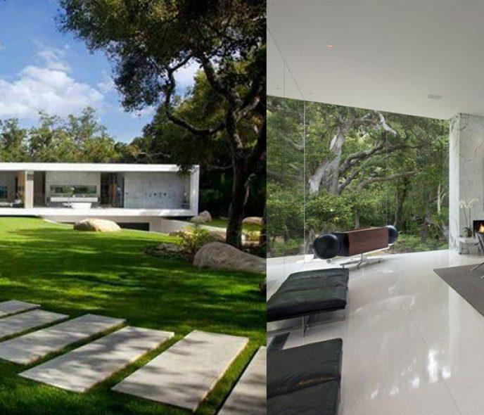 Thiết kế biệt thự 2 tầng phong cách tối giản nhưng vô cùng sang trọng