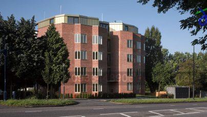 Thiết kế chung cư mini 4 tầng diện tích 1295m2