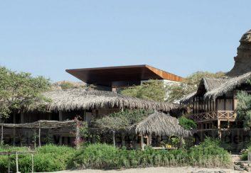 Thiết kế nhà nghỉ cuối tuần bên bờ biển ở Peru