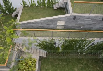 Thiết kế nhà vườn dạng xoắn ốc độc đáo ở Peru
