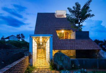 Thiết kế nhà đẹp phong cách đồng quê